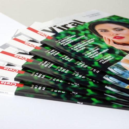 viral magazine